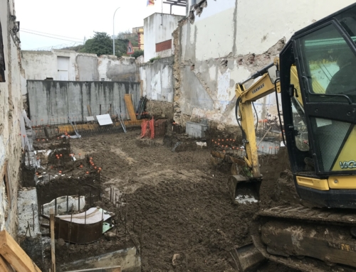 Bloc de pisos a Pineda de Mar